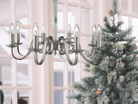 7 Pendant Light Ideas To Help Decorate Your Home In Time For Christmas