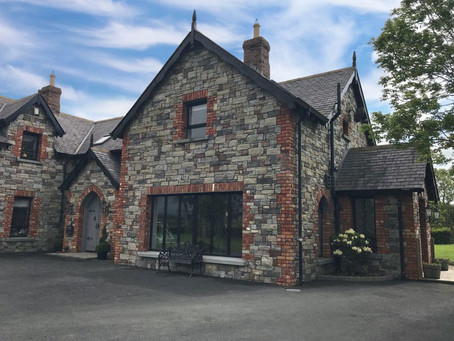 Elaine's Roves n' Troves gives beautiful County Tyrone Home a Kitchen and Interior Makeover