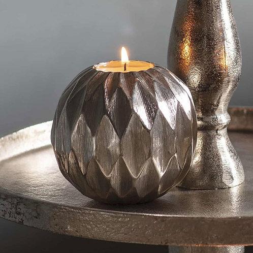 Diamond Ball Tea Light Holder