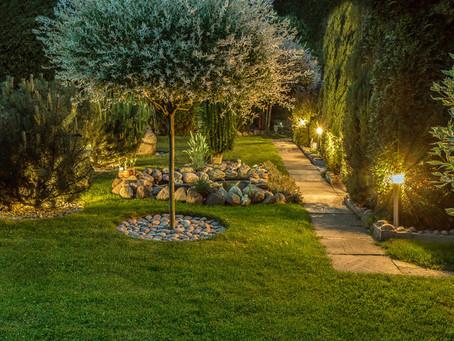 Helpful Tips For Your Garden Lighting