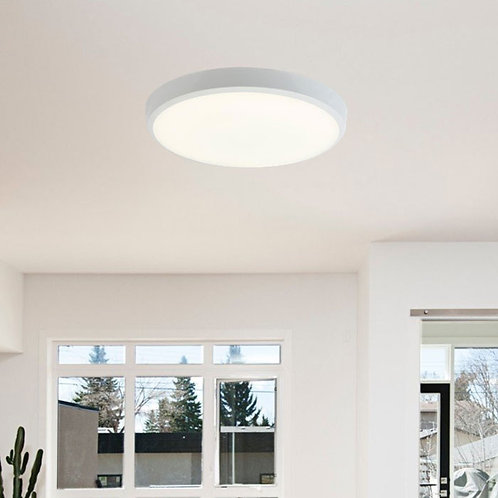 LED 18W Cool White Ceiling or Wall Light