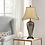 Thumbnail: Elegant Silver Gold Table Lamp