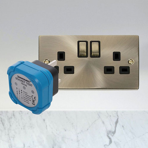 Plug In Socket Tester