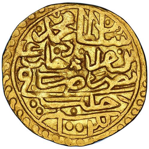 Ottoman, Mehmed III, sultani, Halab, AH 1003