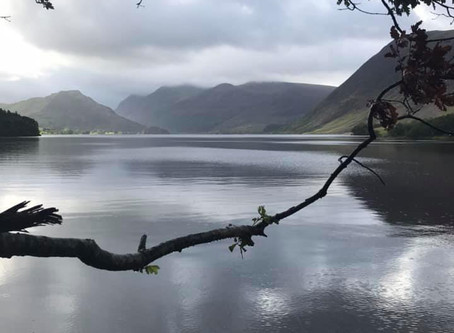Crummock Water for open water swims