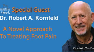 A Novel Approach To Treating Foot Pain