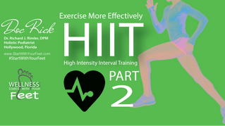 Be More Effective with HIIT (P2)