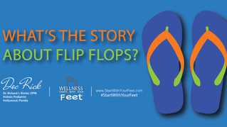 What's the deal about Flip Flops?