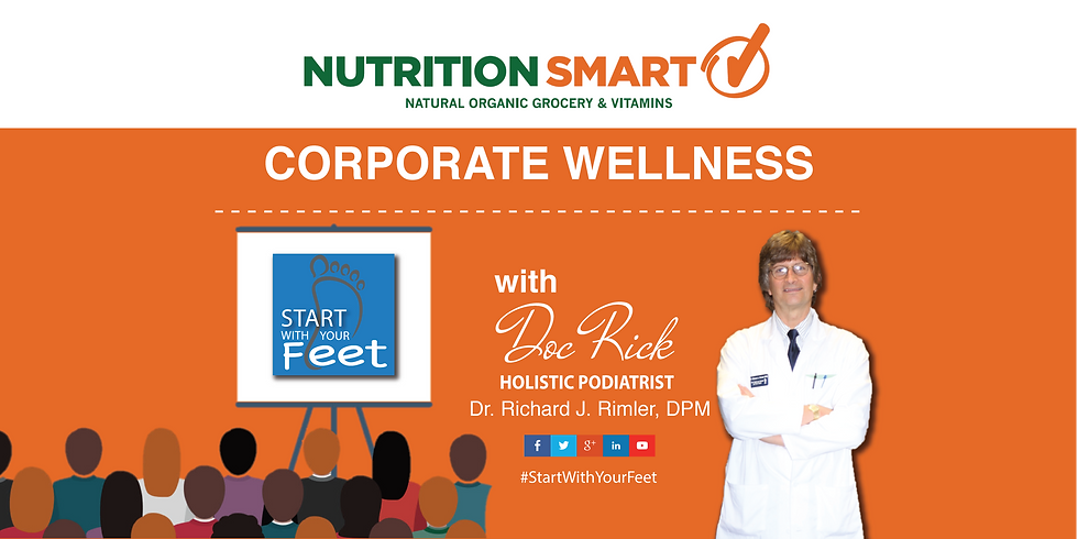 Corporate Wellness FREE WORKSHOP