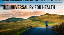 """HIIT"" The Universal Rx For Health (eBook)"