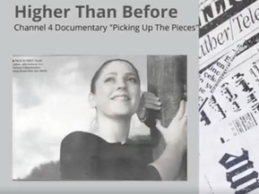 """Sarah's Chronicles #17 - [Higher Than Before]⠀Channel 4 Documentary """"Picking Up The Pieces"""""""