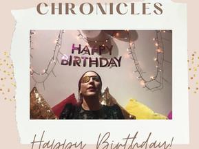 Sarah's Chronicles #31 - Happy Birthday!