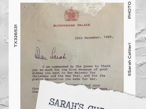 Sarah's Chronicles #34 - Letter from the Queen