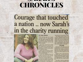 Sarah's Chronicles #37 – Philanthropy Work
