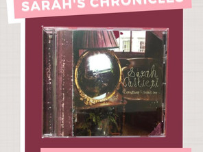 Sarah's Chronicles #23 - My debut album [Something I Couldn't Say...]