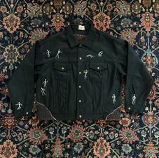 Widow Jacket Front