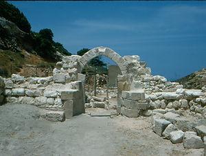 Present day Mount Carmel