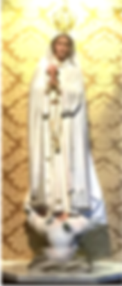 Our Lady of Fatima with Carmelite Scapular