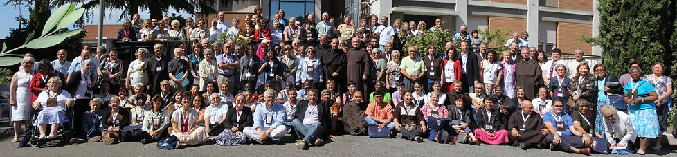 Lay Carmelite Congress of Laity Sept 2012