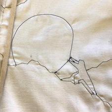 Sisyphus Shorts Detail