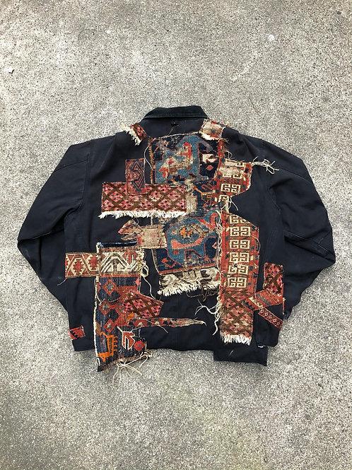 Armenian Rug Scrap Jacket