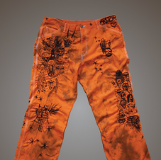 The Abyssal Work Pants of Horrors Unknown
