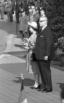 Die Queen 1965