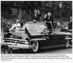 John F. Kennedy 1963