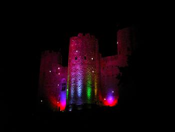 Château en lumières