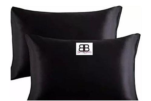 Queen Signature Satin Pillowcase (One)