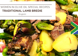 Traditional lamb bredie using EVOO