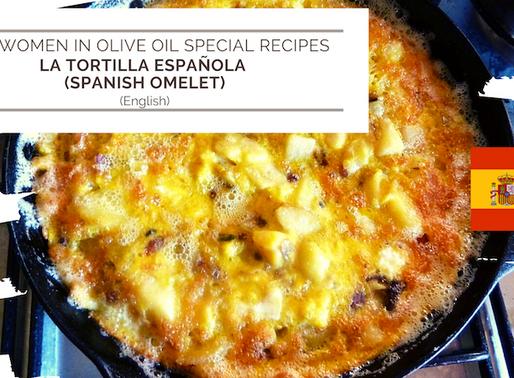 La Tortilla Española (Spanish Omelet)