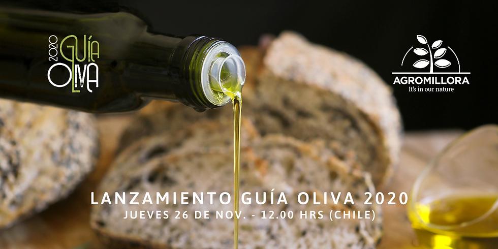 Lanzamiento Guía Oliva 2020