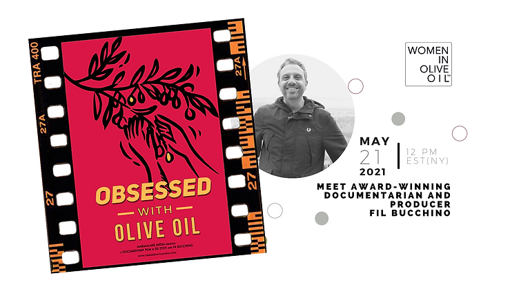WIOO: Obsessed with olive oil