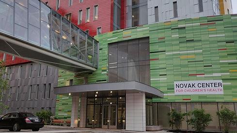 novak-center-for-childrens-health-exteri
