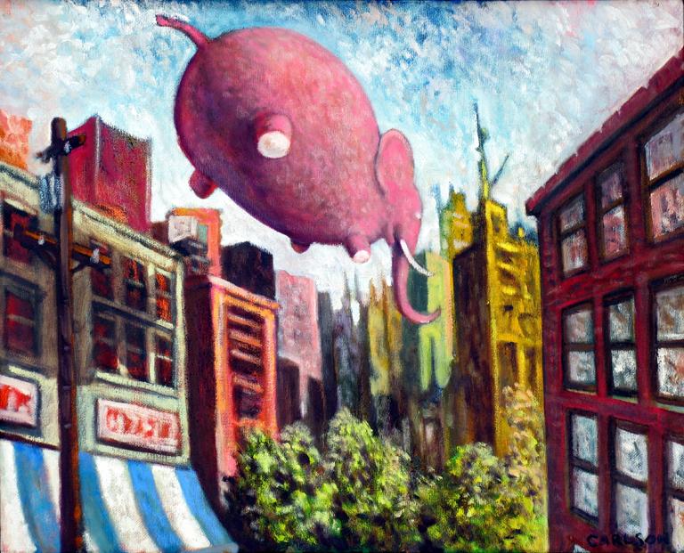 Blind Elephant Parade