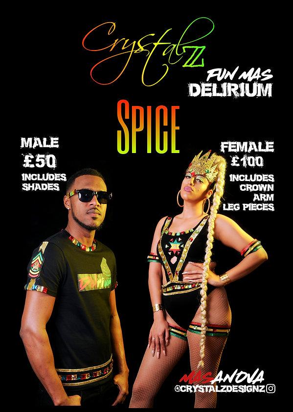 Spice Price List