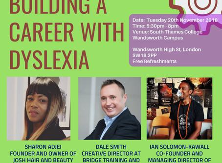 Building A career With Dyslexia