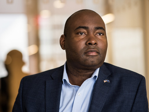 Meet Jaime Harrison, the Democrat Who is Running Against Republican Lindsey Graham in South Carolina