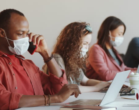How to Stay Sane in the Workplace During the Pandemic