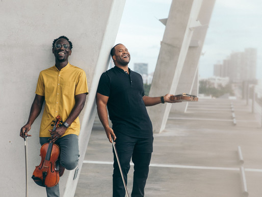 """Black Violin Releases New Video """"Impossible is possible"""""""