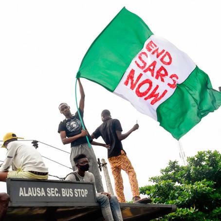 Curfew Sparks Civil Unrest in Lagos, Nigeria