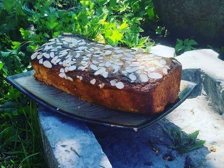 Gâteau agrumes et amandes sans gluten