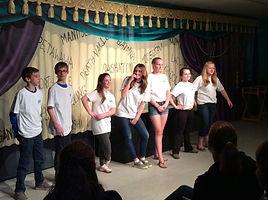 Teen Theatre Workshops