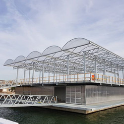 Floating Farm Rotterdam
