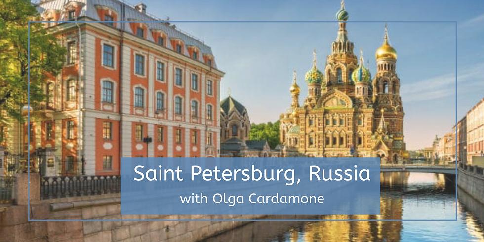 Remote Girl's Trip: Saint Petersburg
