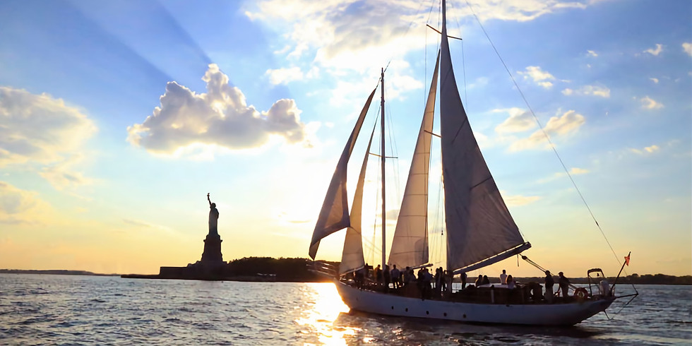 Sunset Sail Aboard the Clipper City Tall Ship