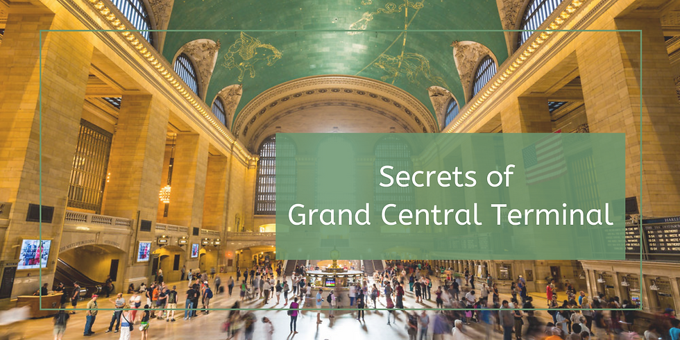 The Secrets Of Grand Central Terminal Tour
