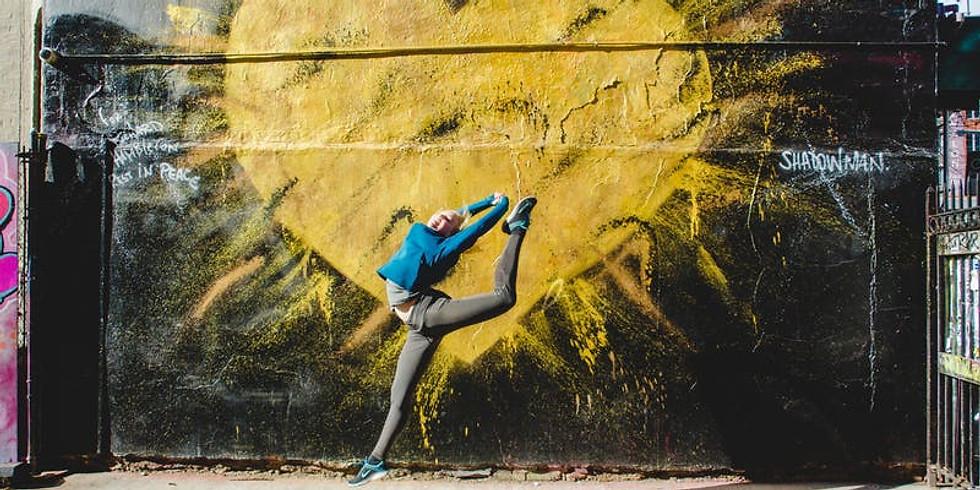 Members - Runstreet Unity Art Run + Drunk Yoga to Benefit RAICES