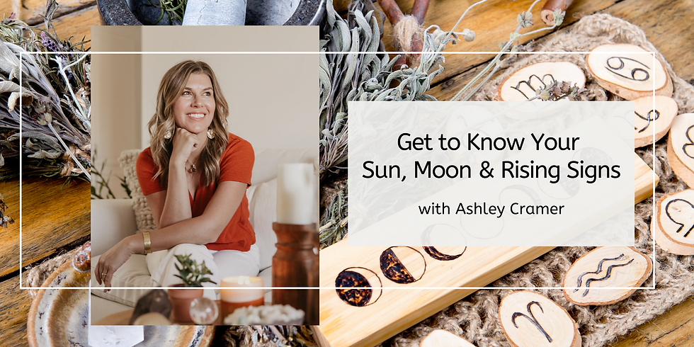 Remote Conversation Club: Get to Know Your Sun, Moon, & Rising Signs